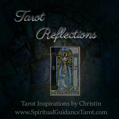 Tarot Reflections The Priestess