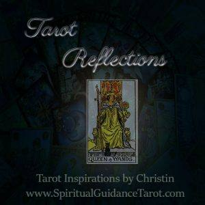 tarot reflections queen of wands